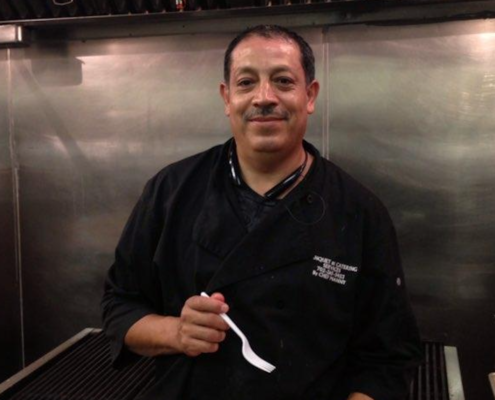 Chef Manny of Buena Vista Kitchen