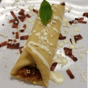 The Italian Breakfast Crepe
